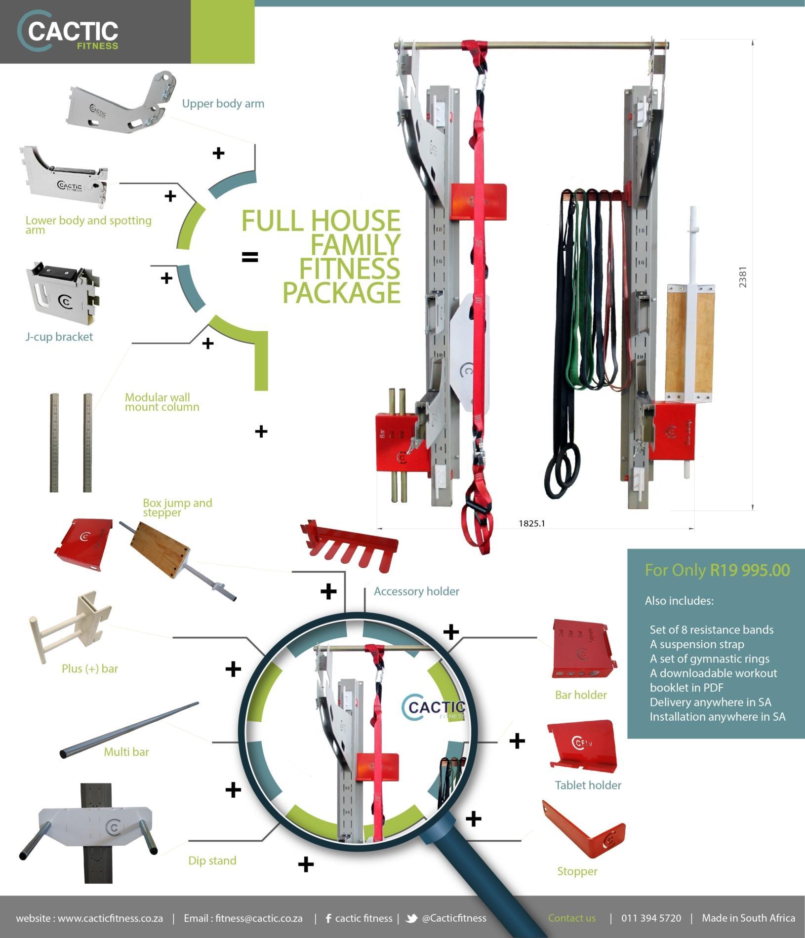 modular gym equipment