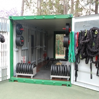 Many accessories can be used with the Cactic Gym solutions.