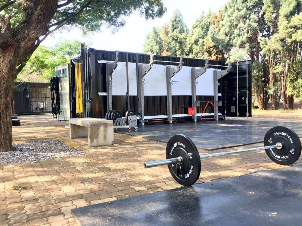 Commercial equipment cactic fitness modular gym equipment