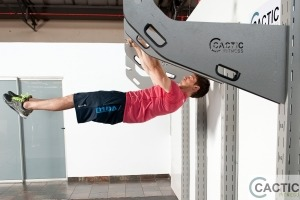 WallFit Cactic Fitness In use 5