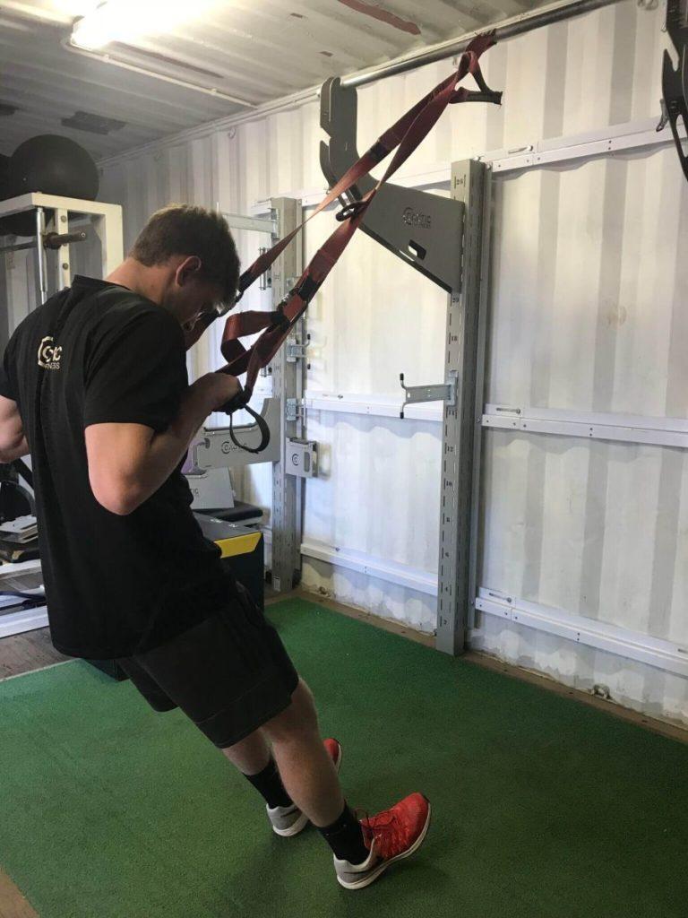 Various Two Column Full Body Exercises