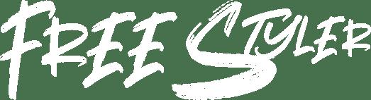 Freestyler Logo White