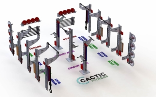 Cactic Fitness Facility